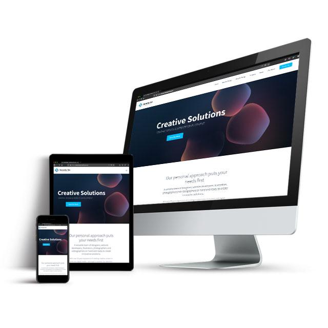 Website Designer, Graphic Designers - Creative bespoke responsive eCommerce website design service